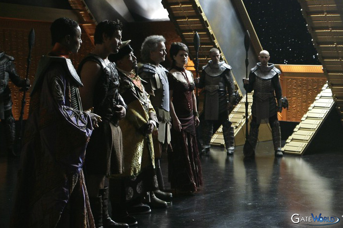 Stargate the movie trailer